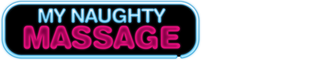 My Naughty Massage's site logo