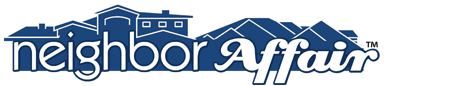 Neighbor Affair's site logo