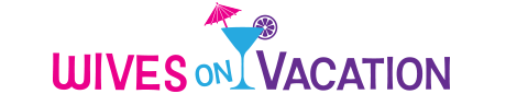 Wives on Vacation's site logo